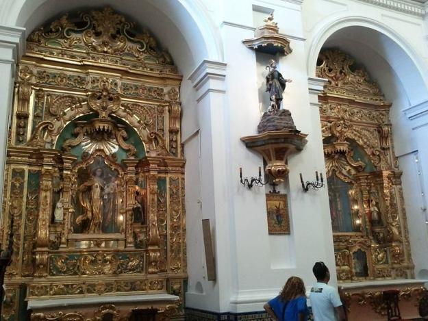 basilica nossa senhora do pilar buenos aireses