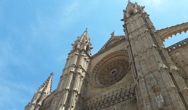 catedral mallorca fachada