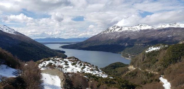 lago escondido o que fazer em ushuaia