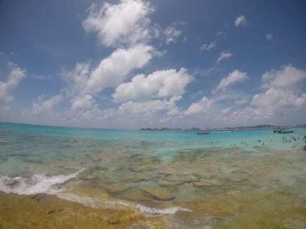 corais praia san andres colombia seguro viagem