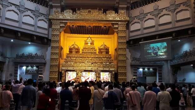 templo sri radha krishna o que fazer em bangalore
