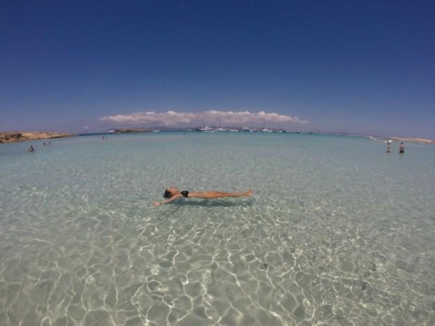 ilhas baleares praia de formentera
