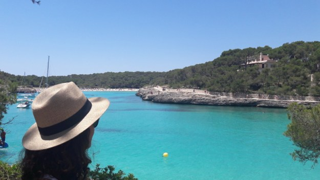 praia samarador mallorca ilhas baleares