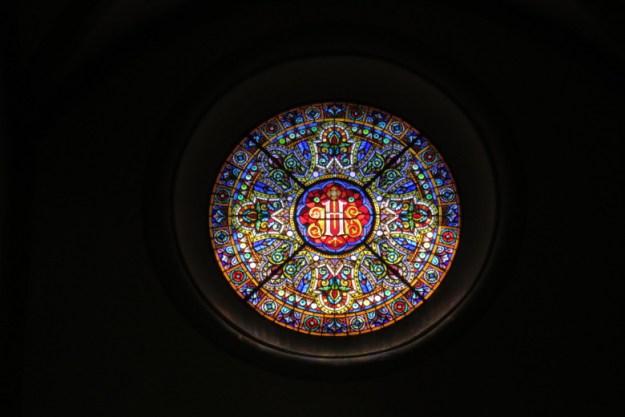vitral igreja soller mallorca