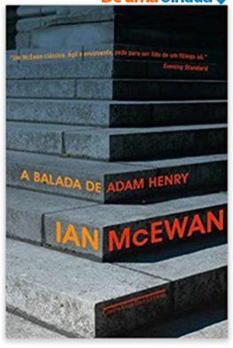 a balada de adam henry livros para a quarentena