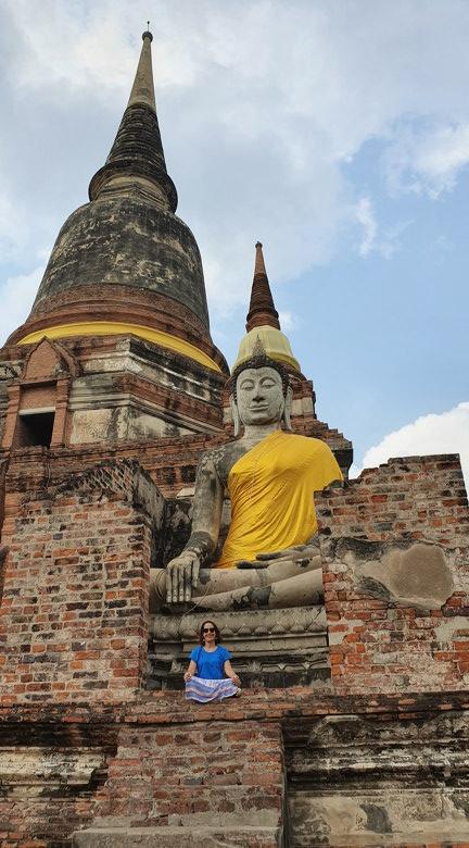 ayutthaya o que fazer em bangkok