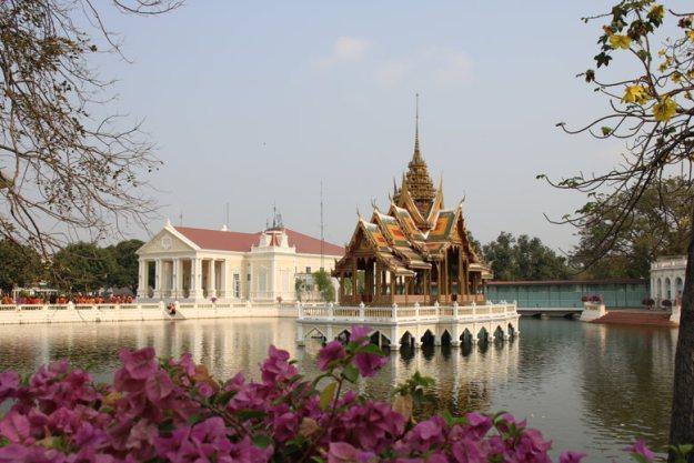 ayutthaya palacio real