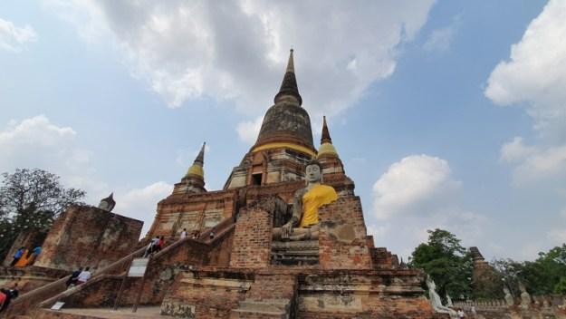 ayutthaya tailandia wat chai