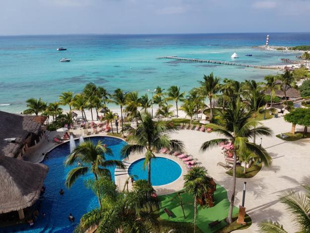 praia hotel méxico países abertos para brasileiros