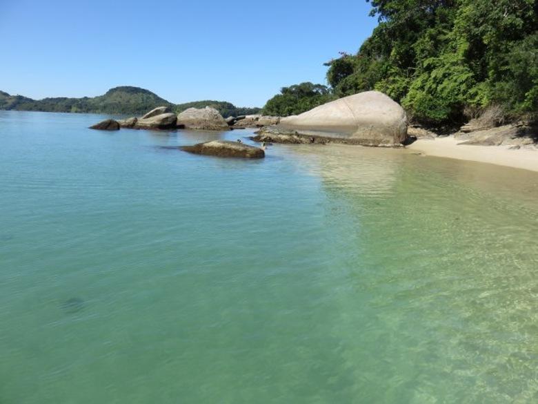 o que fazer em paraty ilha do pelado