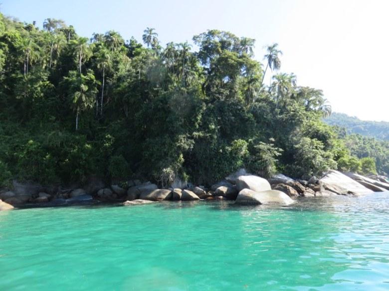 o que fazer em paraty lagoa azul