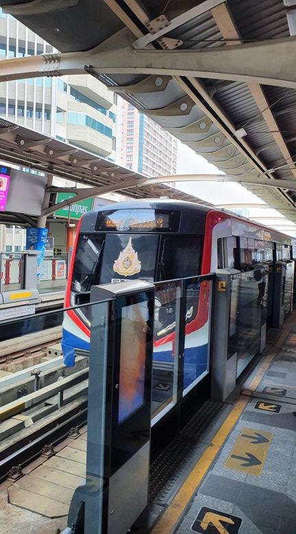 transporte publico bangkok