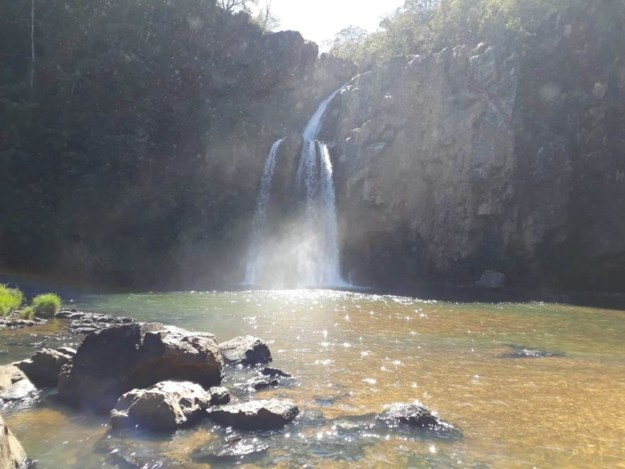 capitólio quando ir cachoeira fecho da serra
