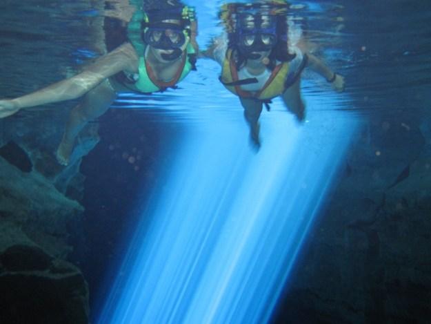 o-que fazer em mucuge flutuacao poco azul raio