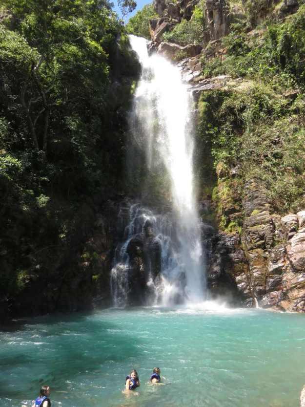 onde ficar em nobres cachoeira serra azul