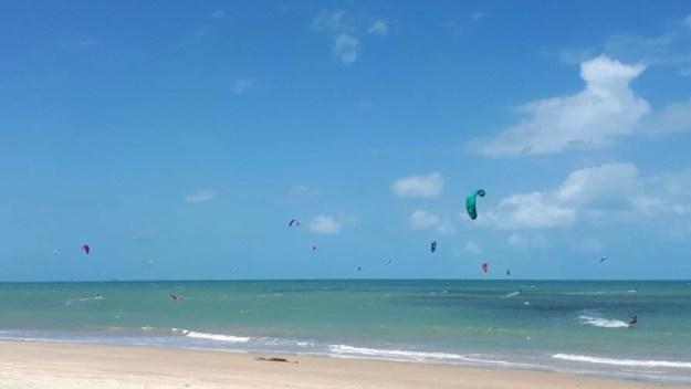 roteiro de praias no ceara praia cumbuco