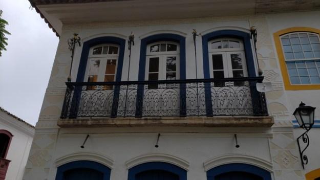 casa abacaxi centro histórico de paraty