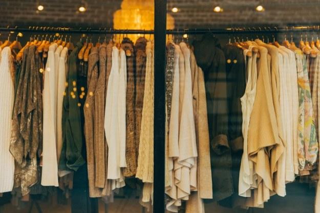 compras no rio de janeiro vitrine roupas