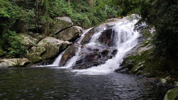 cachoeira crepusculo cachoeiras em paraty