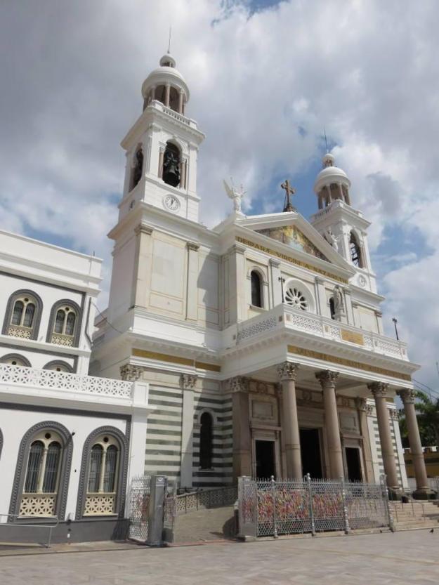 onde ficar em belem basilica nazare