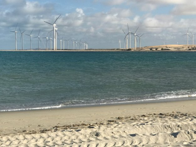 praia fortim lugares para viajar no nordeste