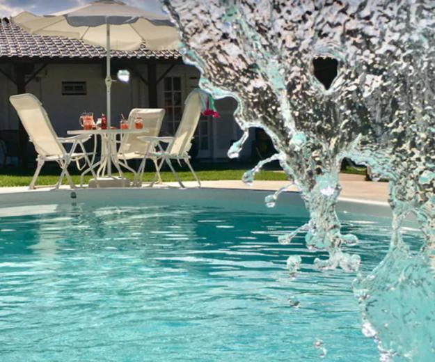 cascata piscina casas para temporada em florianópolis