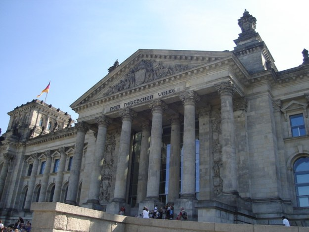 prédio berlim seguro viagem alemanha