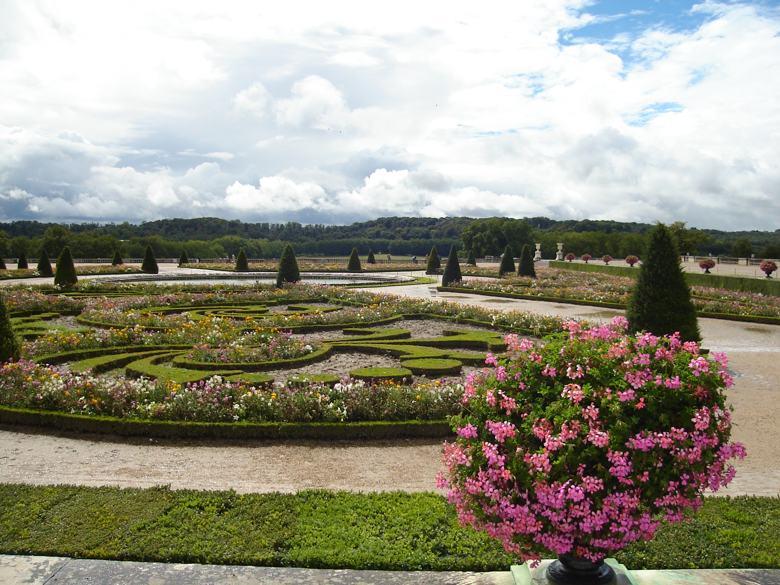 jardins franceses castelo seguro viagem frança