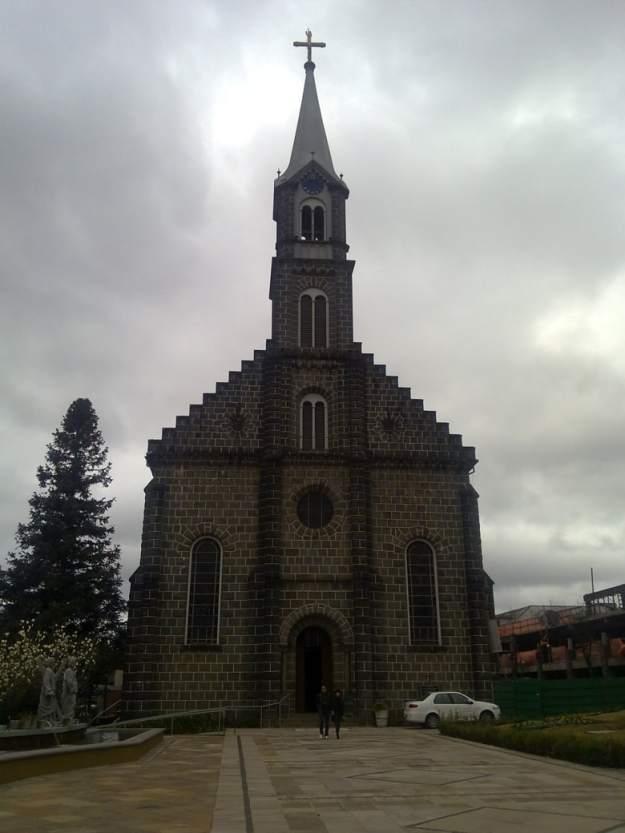 catedral de pedra onde ficar em canela