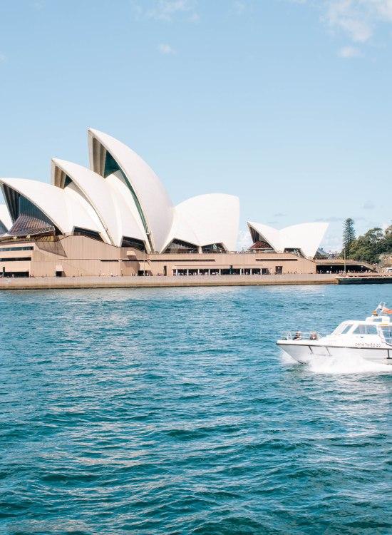 Sydney Itinerary