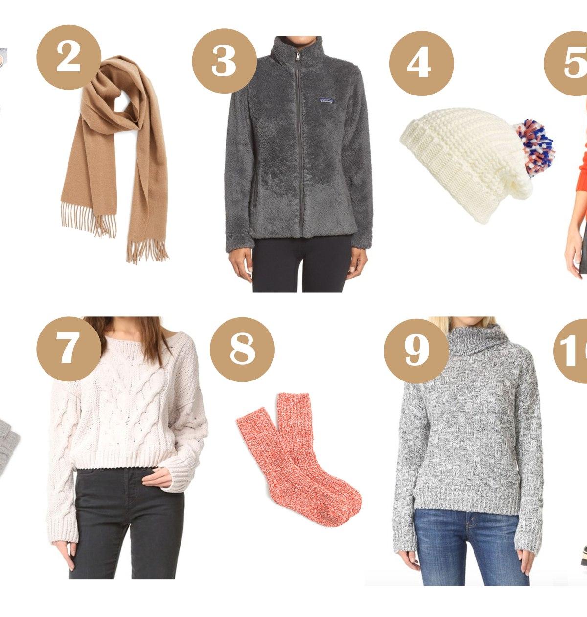 Winter Essentials Under 100