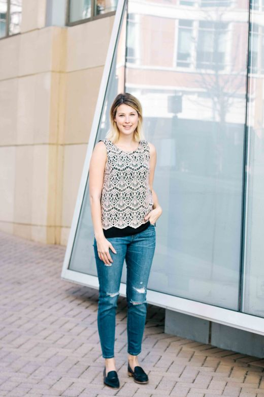 Madewell Ripped Jeans - Viciloves - @Viciloves1