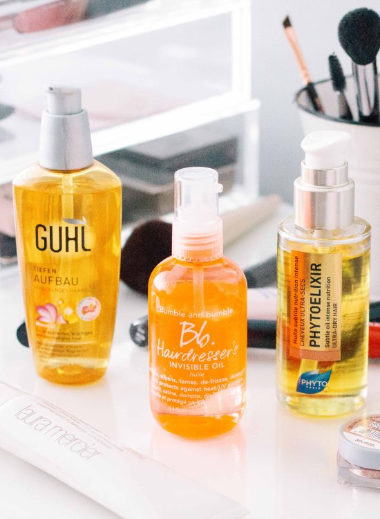My Favorite Ways To Use Hair Oil - www.viciloves.com - @viciloves1