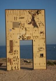 Porta migranti-Lampedusa