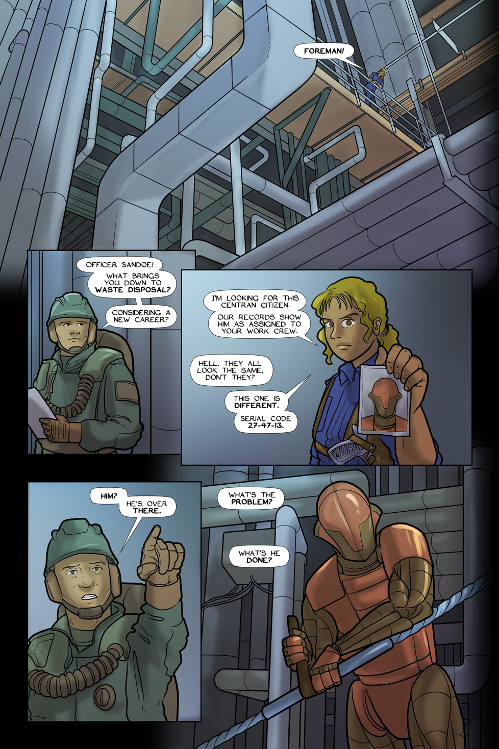 A Death at the Gates of Heaven – Page 10