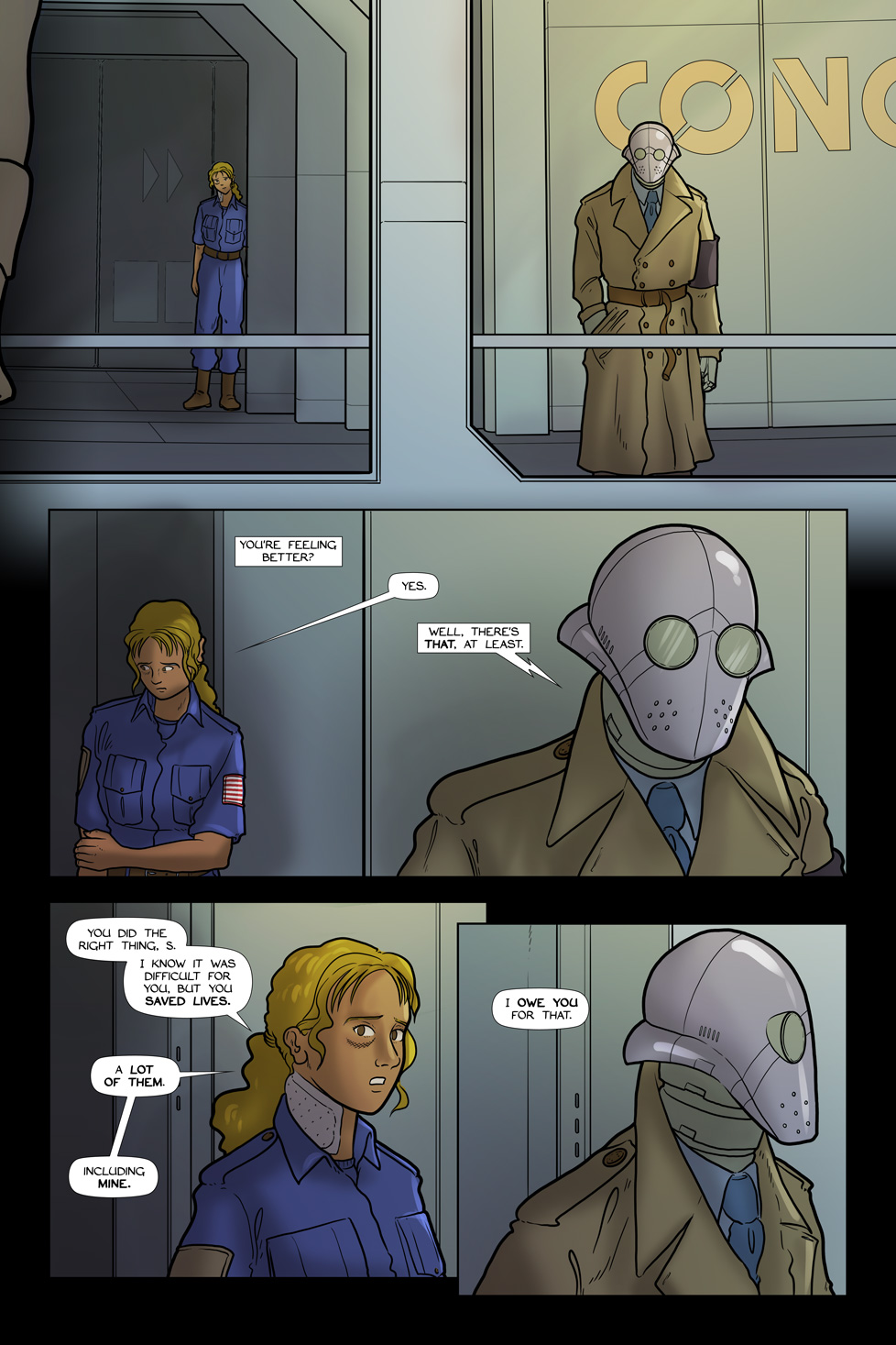 A Death at the Gates of Heaven – Page 17