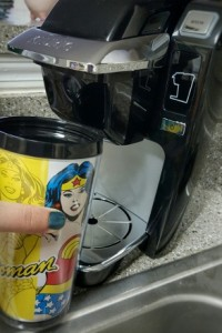 Wonder Woman doesn't fit