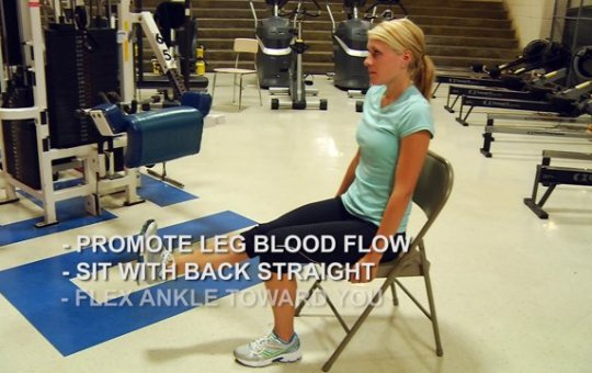 Diabetes: Non-weight bearing, resistance, and flexibility exercises