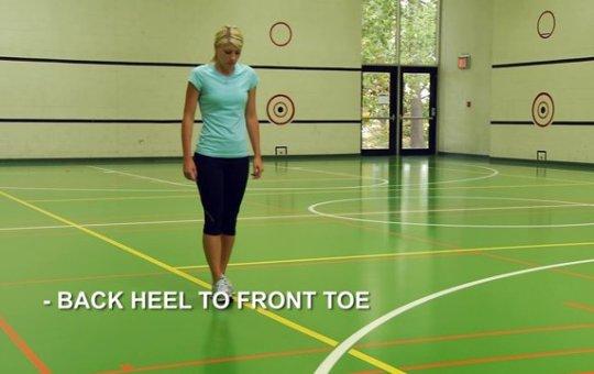 Parkinson's Disease:  Balance exercises