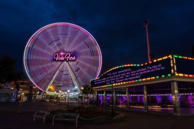 Entrepreneurial Theme Park - Vicki Fitch