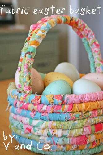 5 Easter Baskets You Can Make