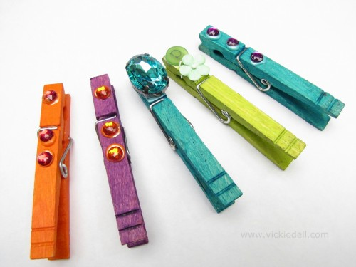 lumiere 3D, jacquard, clothespins, Dye-Na-Flow