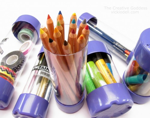 Toolbox Tuesday: Viewtainer Containers for Craft Supplies