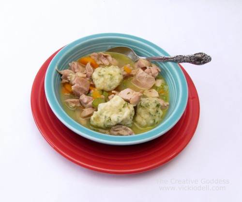 Recipe: Easy Chicken and Dumplings