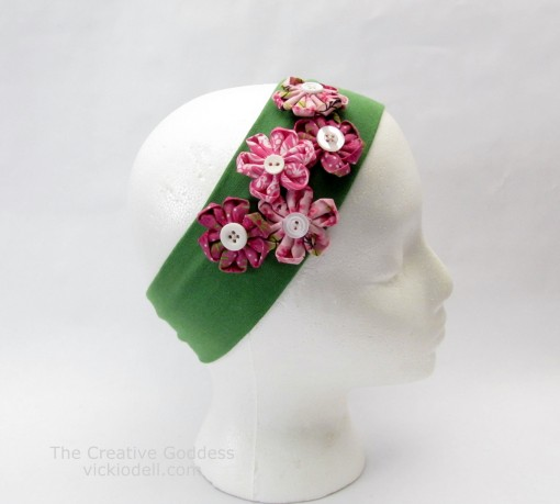 Clover USA Extra Small Kanzashi Flower Maker