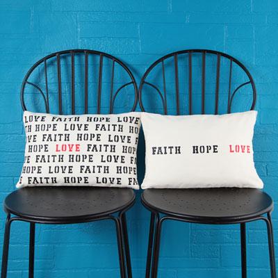 stencil-word-pillow