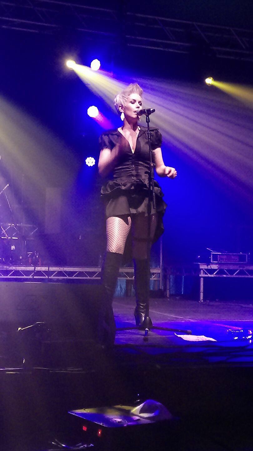 Pink smashes it at SomerRock Festival 2017