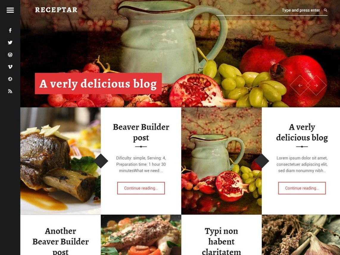 Best Free Responsive Restaurant WordPress themes to create Awesome Restaurant Websites in 2019