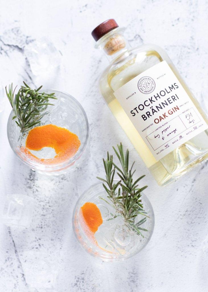 Stockholms Branneri Oak Gin