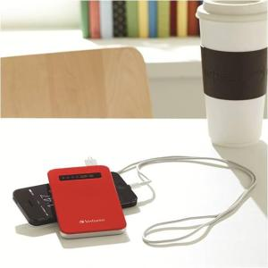 Verbatim Ultra-Slim Portable Power Pack